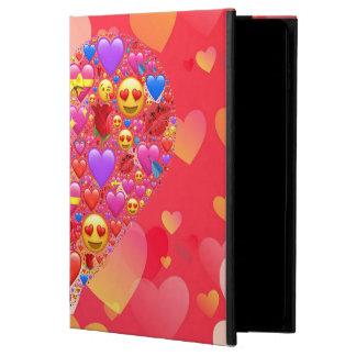 Heart smiley powis iPad air 2 case