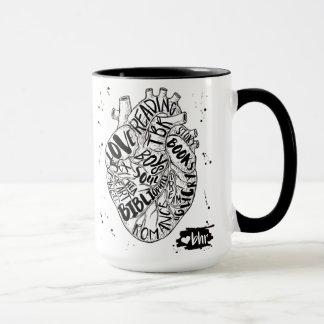 Heart & Soul of Romance Mug