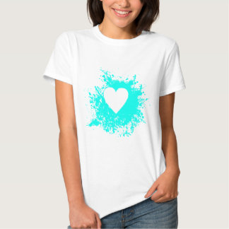 Heart Splat T-Shirt