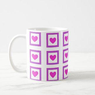 Heart Squared Mug