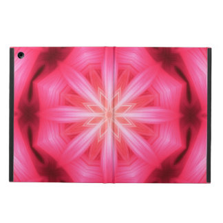 Heart Star Mandala Case For iPad Air