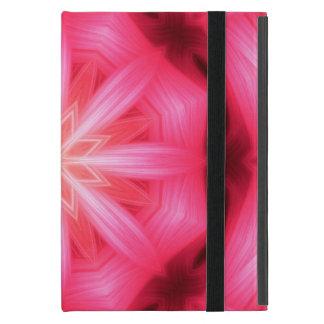 Heart Star Mandala Case For iPad Mini
