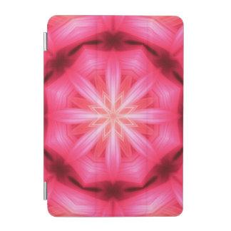 Heart Star Mandala iPad Mini Cover