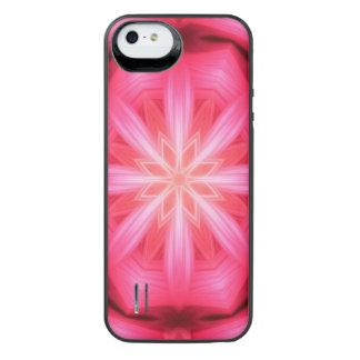 Heart Star Mandala iPhone SE/5/5s Battery Case