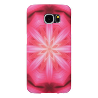 Heart Star Mandala Samsung Galaxy S6 Cases