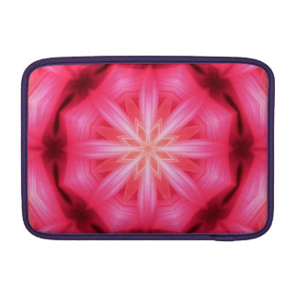 Heart Star Mandala Sleeve For MacBook Air