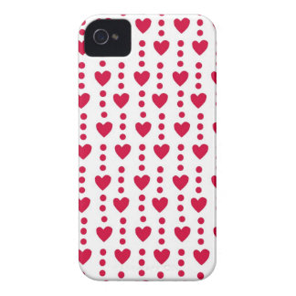 Heart Strings iPhone 4 Case-Mate Cases