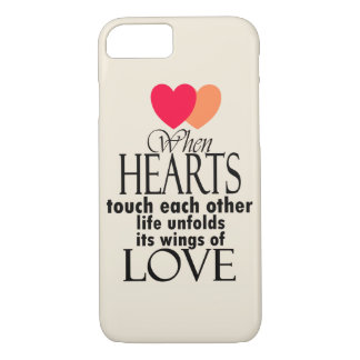 Heart Symbol Love Famous Quote On Iphone Cases