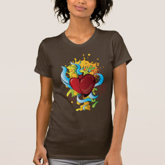 HEART TATTOO COLLECTION T-SHIRTS
