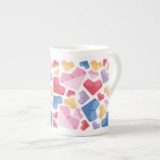Heart Tea Cup