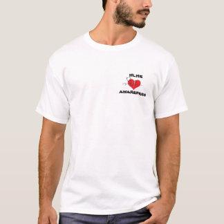 heart, TEAM T-SHIRT