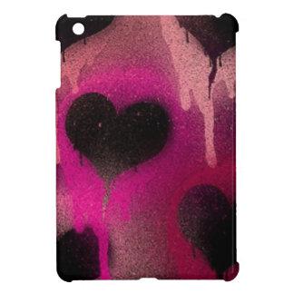 Heart Texture iPad Mini Cover