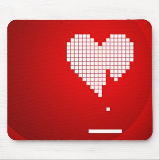 Heart Toon Mousepad