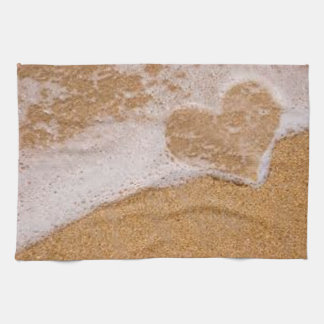 Heart Towel