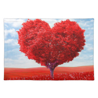 Heart Tree Valentine Placemat