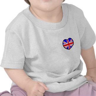 Heart United Kingdom Infant T-shirt