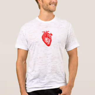 Heart up Front, Lungs in the Back T-Shirt