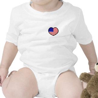 Heart USA Infant Creeper