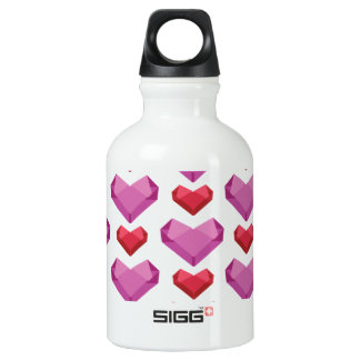 Heart Water Bottle