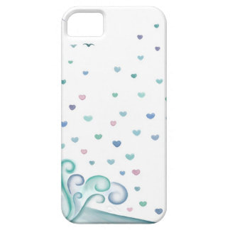 Heart Wave iPhone 5 Cases