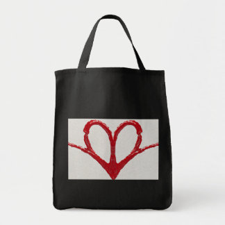 Heart Wide Open Tote Bag