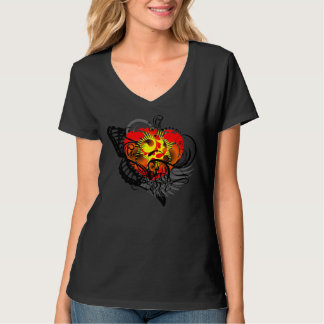 Heart & Wing T-shirts