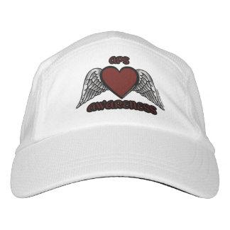 Heart/Wings...APS Hat