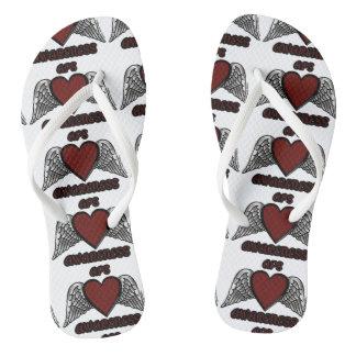 Heart/Wings...APS Thongs