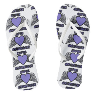 Heart/Wings...Lupus Thongs
