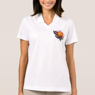 Heart & Wings Polo Shirt