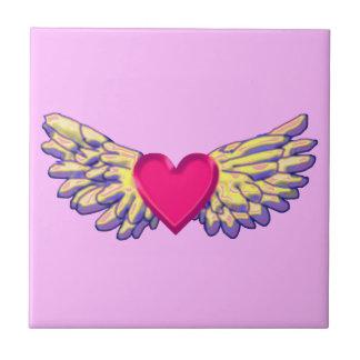 heart Wings Tile