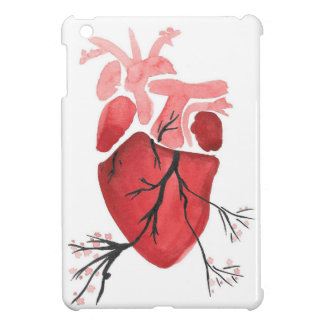 Heart With Branches Case For The iPad Mini
