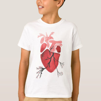 Heart With Branches T-Shirt