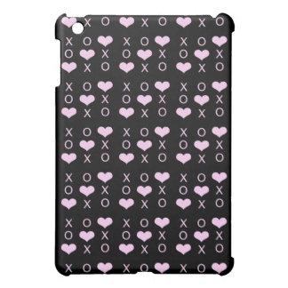 Heart xo Pattern XOXO iPad Mini Cover
