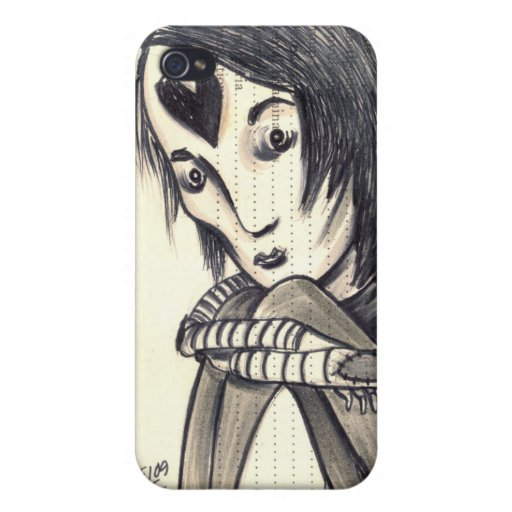 heartache iPhone 4 case