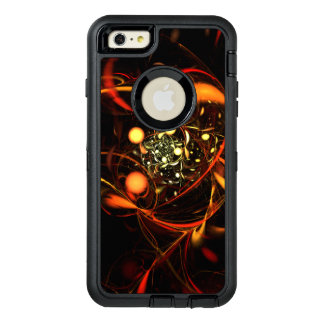 Heartbeat Abstract Art OtterBox iPhone 6/6s Plus Case