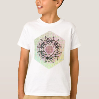 Heartbeat origami T-Shirt
