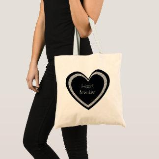 Heartbreaker Black Heart | Basic Tote
