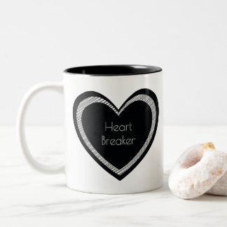 Heartbreaker Black Heart | Mug