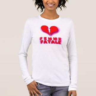Heartbreaker Femme Fatale 2 Long Sleeve T-Shirt