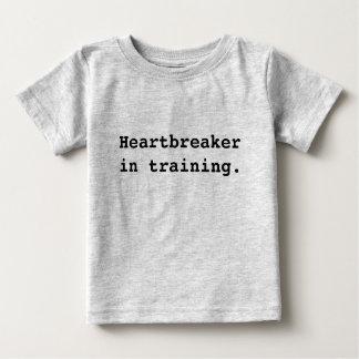 Heartbreaker in training baby T-Shirt