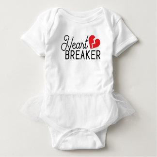 Heartbreaker Shirt, Little Heartbreaker Baby Bodysuit