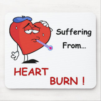 heartburn full mouse pad