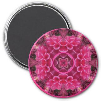 heartchakramandala8 refrigerator magnet