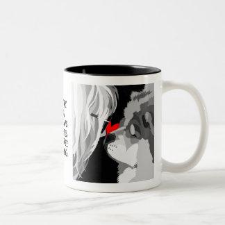 heARTdog mug