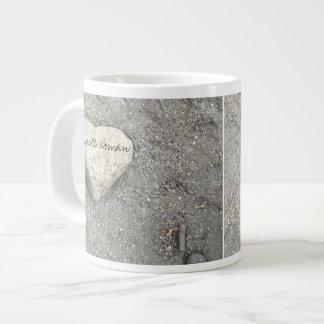 Heartfelt and Grounded Mug