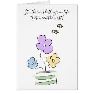 Heartfelt Instead of Social Media Post Funny Card