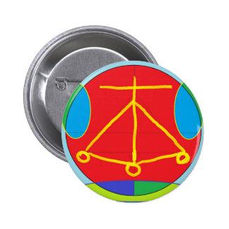HEARTH Karuna Reiki Energy Pin
