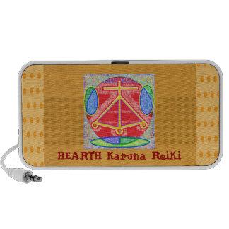 HEARTH - Love Truth Compassion Beauty Harmony Bala PC Speakers