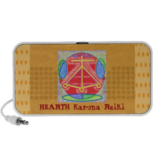 HEARTH - Love Truth Compassion Beauty Harmony Bala PC Speakers